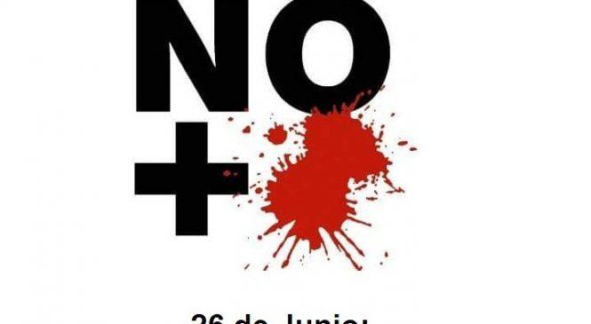 Tortura Nunca Más: Nuestra solidaridad con las y los sobrevivientes