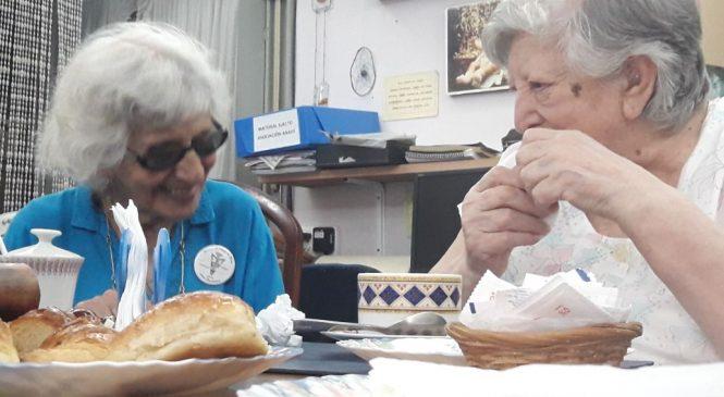 Chicha y Mirta, Crónica de un reencuentro inesperado