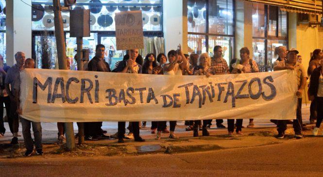 Protesta contra las tarifas y más allá