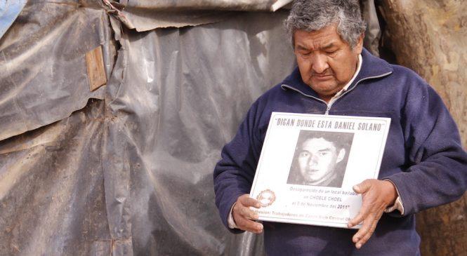 """""""A Gualberto Solano le costaba hablar, el sufrimiento y la injusticia lo excedían"""""""