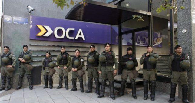 Camioneros lanza un paro nacional ante el temor de la caída de OCA