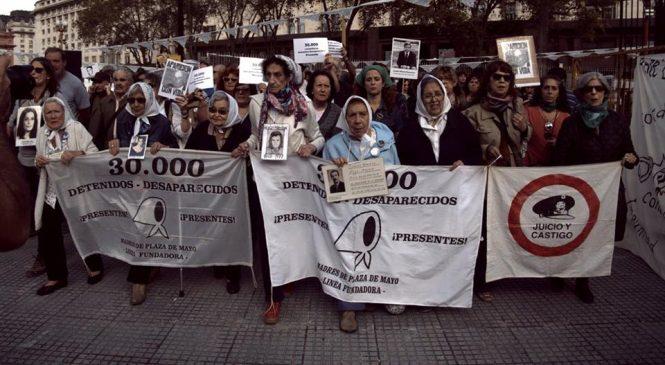 A 41 años de la primera ronda de las Madres de Plaza de Mayo