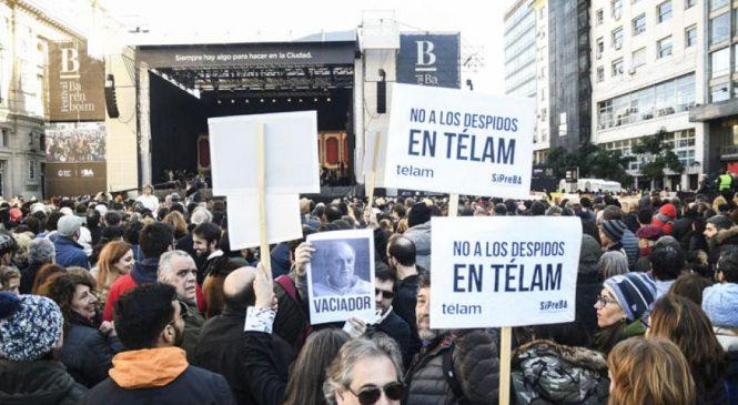 Télam: un conflicto que no se puede invisibilizar