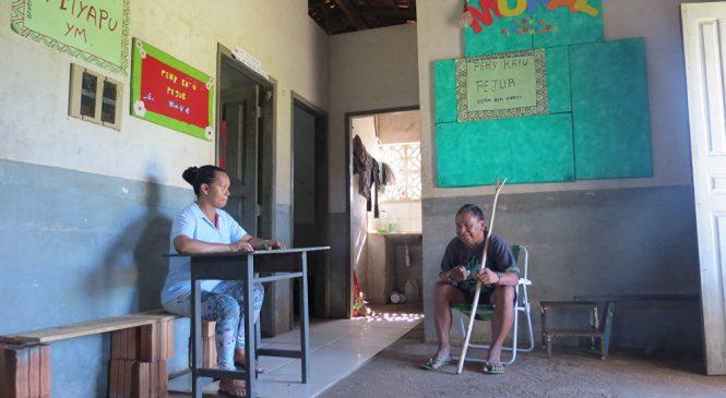 Pueblo nativo ka'apor crea su propio sistema educativo en Brasil