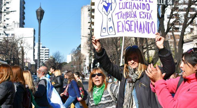 En la previa al paro docente, Macri le saca fondos a Educación para financiar la represión