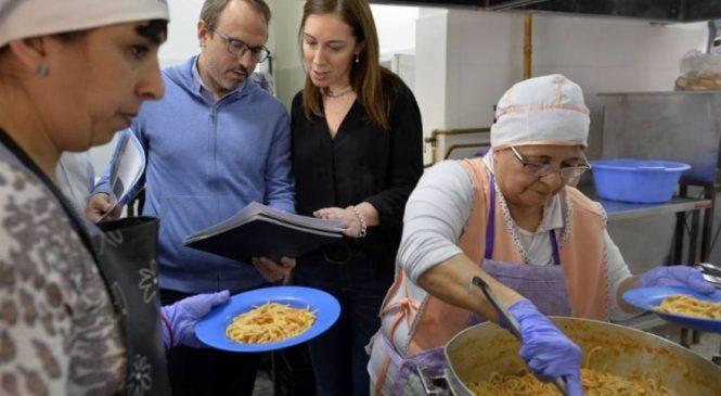 Comedores, política y seguridad para acallar el descontento social…¿y el trabajo?