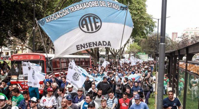 Astillero Río Santiago: ATE rechaza las denuncias contra los trabajadores