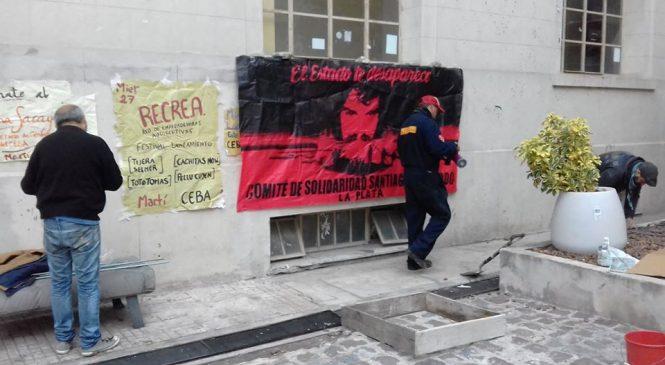 Santiago en La Plata: De Arte, anarquía y revolución (II).