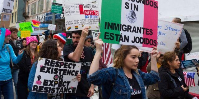 Condena mundial a las políticas migratorias de Trump