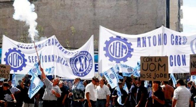 Mar del Plata: Durante el primer semestre, cada dos días, un metalúrgico se quedó sin trabajo