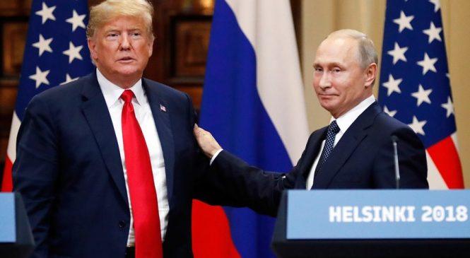 Helsinki: Rusia exhibe el fin oficial del unilateralismo de EEUU