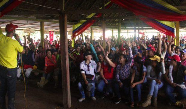 Venezuela: Política agraria – campesinos ¿caminos que se bifurcan?