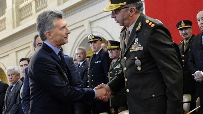 Fuerzas Armadas: el Encuentro Memoria Verdad y Justicia repudia anuncio de Macri