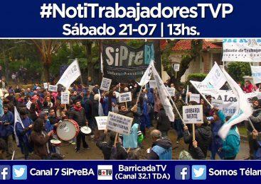 Nueva edición del #NotiTrabajadoresTVP