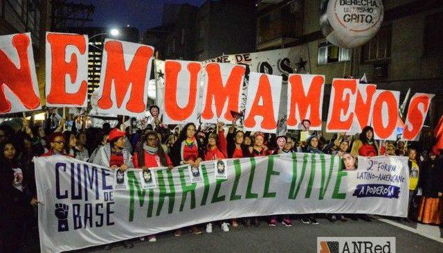 Porto Alegre: Una marcha para que Marielle viva