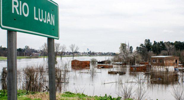 """Peligran los humedales en la Cuenca del Luján: """"Las obras hidráulicas sólo agravarán el problema"""""""