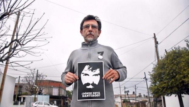 El hijo de Jorge Julio López dijo que no hay perspectivas de saber lo que pasó con su padre