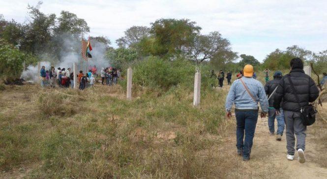 Salta: Comunidad wichí alerta sobre otro intento de usurpación de sus tierras