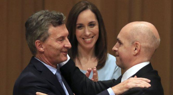 Pauta Oficial: los números del combo Macri-Larreta-Vidal