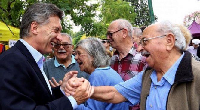El Gobierno busca quitar las jubilaciones por moratoria