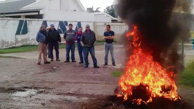 Desazón entre los empleados de Dasa que siguen con las medidas de fuerza