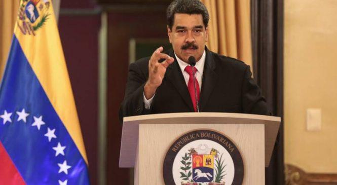 Venezuela: Maduro responsabiliza a eje Miami-Bogotá del atentado en su contra