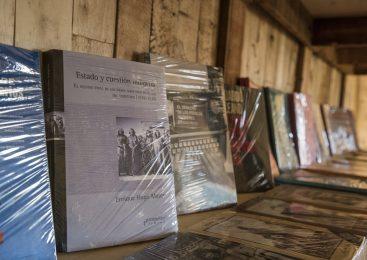 Donaciones a la biblioteca de Punta Querandí