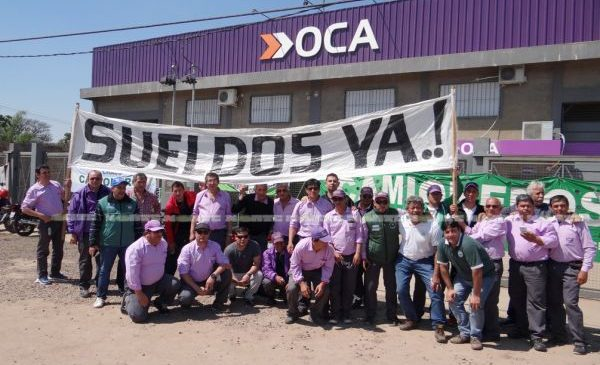 Despidos masivos en OCA