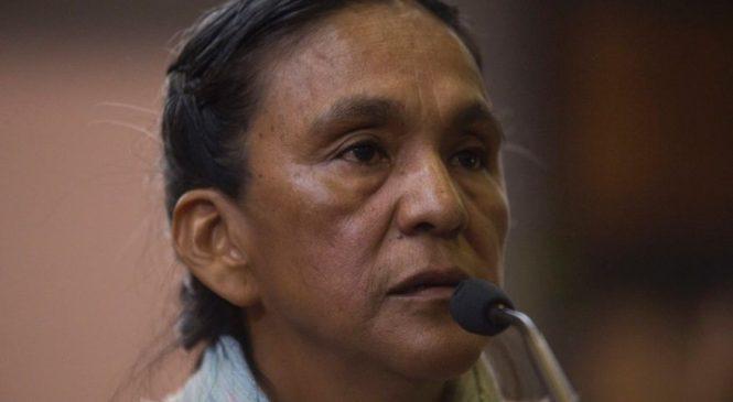 Milagro fue encontrada inconsciente en la prisión: ya está internada y estable