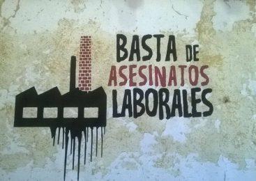 Reunión abierta del espacio Basta de Asesinatos Laborales