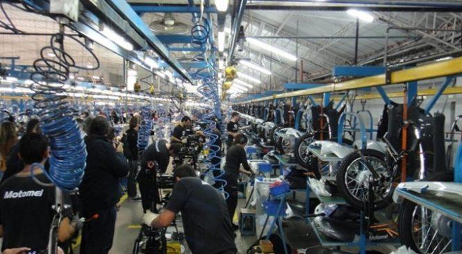 San Nicolás: Motomel suspende 15 días a sus trabajadores por la caída en las ventas