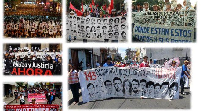 Conmemoramos el Día Internacional del Detenido-Desaparecido
