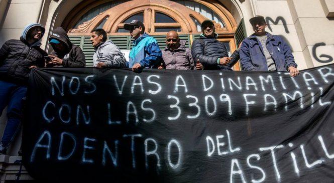 """Astillero Río Santiago (ARS) """"Estamos en estado de alerta y movilizados"""""""