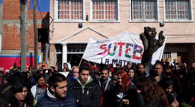 Suteba La Matanza denuncia provocación de la Jefatura Regional