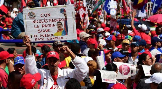 Venezuela, los grillos del imperialismo