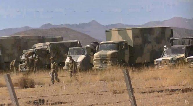 Instalan Base Militar encubierta en La Quiaca