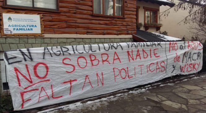 Bariloche: ATE denuncia nuevos despidos en la Secretaría de Agricultura Familiar