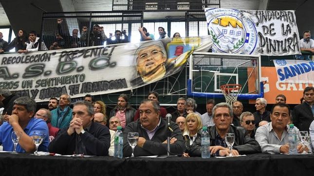 La CGT convocó al plenario y se encamina a una nueva huelga general
