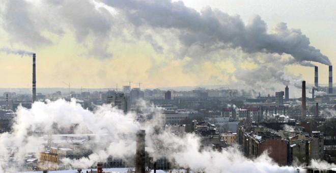 La concentración de CO2 en la atmósfera bate marcas de hace 800.000 años
