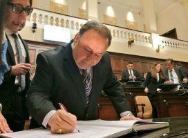 Reforma del código contravencional de Mendoza: Control social al palo