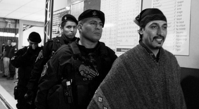 """Facundo Jones Huala: """"Hay una voluntad política de entregar todo a los gringos"""""""
