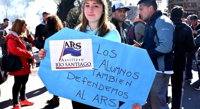 [Fotogalería] Marcha del ARS contra la represión