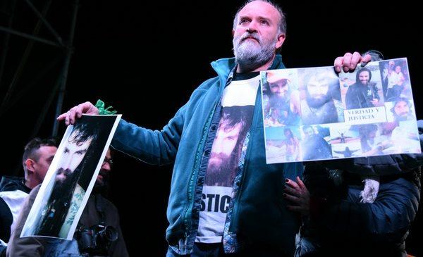 Fotogalería: Un año sin Santiago Maldonado