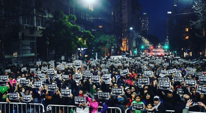 Cumple 50 días la lucha contra los 357 despidos del ministro Hernán Lombardi en Télam