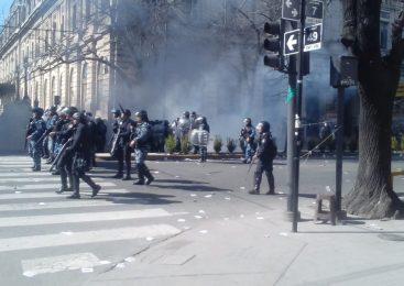 Represión a trabajadores de Astillero Río Santiago