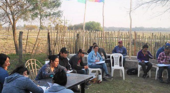 Comunidad Qom inauguró su propio Espacio Educativo en el Chaco