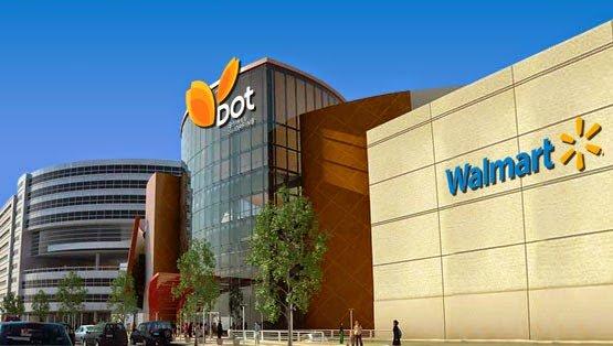 Despidos masivos en Wallmart, que se va del DOT y vende otros 12 locales