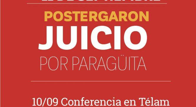 """Fusilamiento del """"Paragüita"""": Postergan primer juicio por gatillo fácil contra la Policía de la Ciudad"""