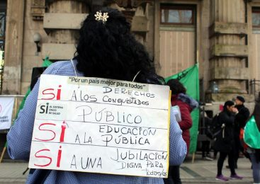 Rosario: Pueblo movilizado
