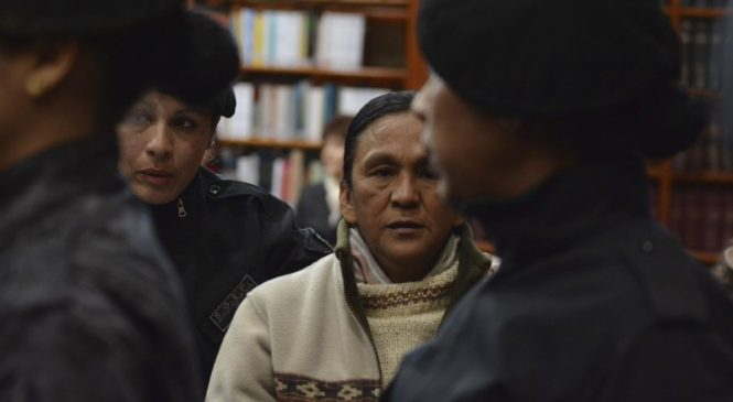Denuncian el traslado a la cárcel de Milagro Sala ante la Corte Interamericana